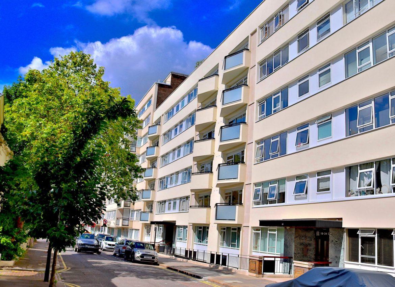 1-36 Clifton Place, Paddington, W2